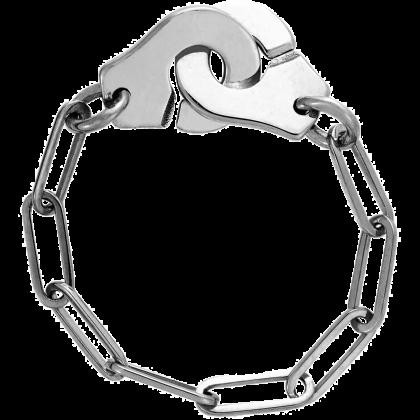 Anillo cadena Menottes dinh van R7