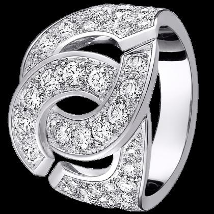 Menottes dinh van R16 ring