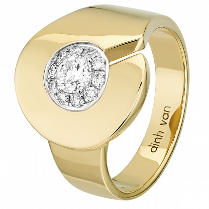 Menottes dinh van R15 ring