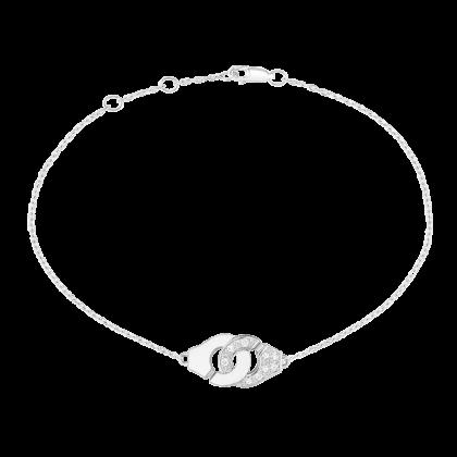 Menottes dinh van R8 bracelet