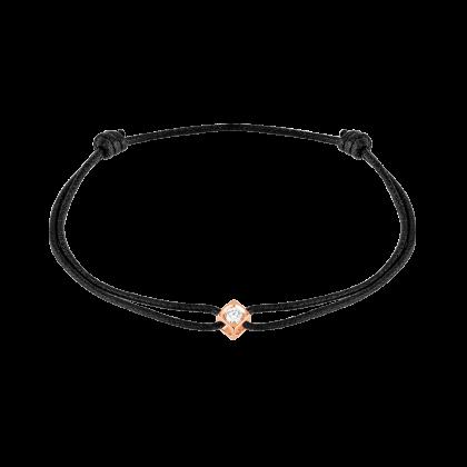 Bracelet sur cordon Le Cube Diamant