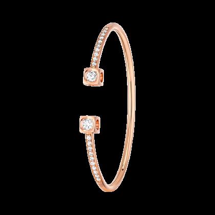 Le Cube Diamant large bracelet