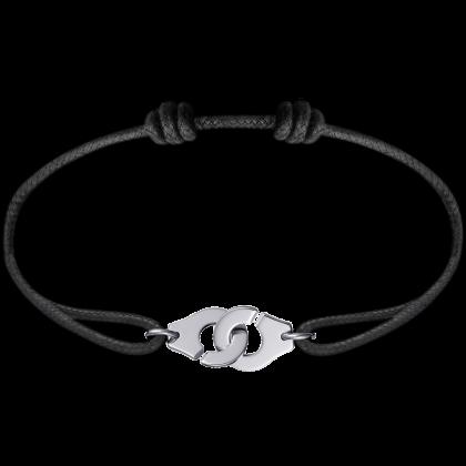 Bracelet sur cordon Menottes dinh van R10