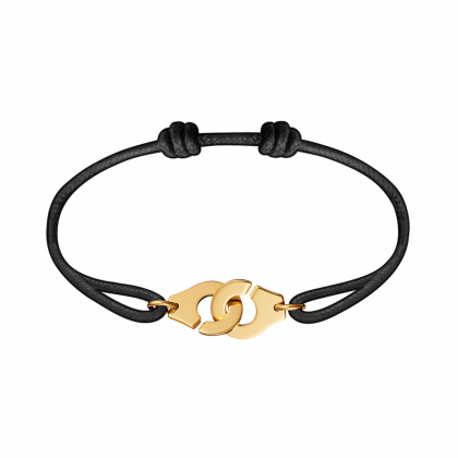 Menottes dinh van R12 cord bracelet