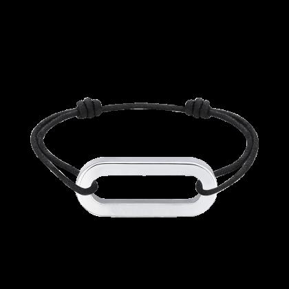 Bracelet sur cordon Maillon XL