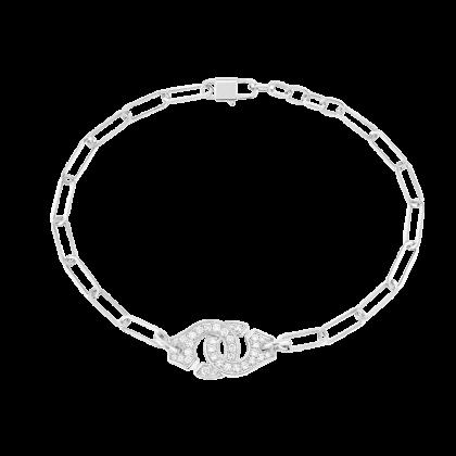 Menottes dinh van R10 bracelet