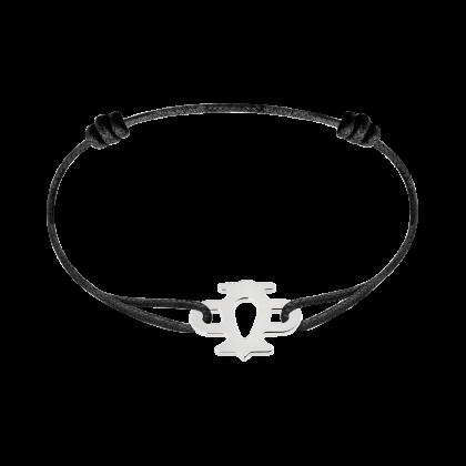 Bracelet sur cordon avion
