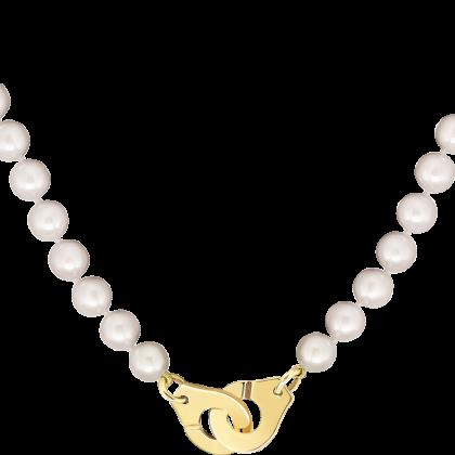 Collar de perlas Menottes dinh van R12