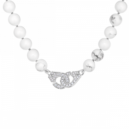 Menottes dinh van R15 necklace