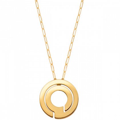 Seventies pendant 40 mm
