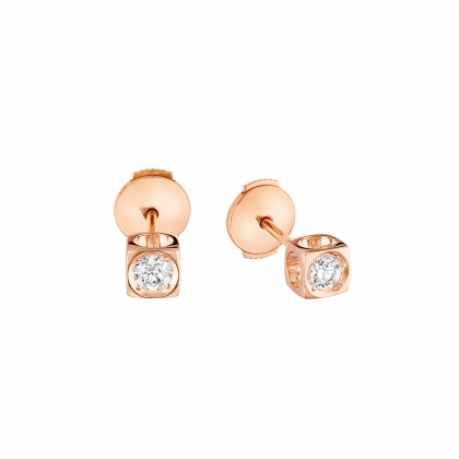 Le Cube Diamant medium studs
