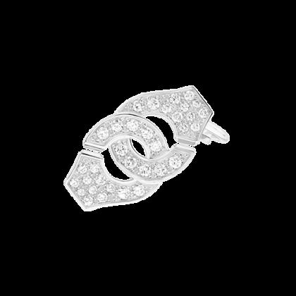 Mono boucle d'oreille gauche Menottes dinh van R12