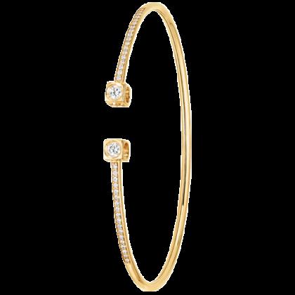 Le Cube Diamant medium bracelet