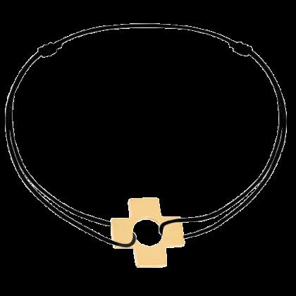 Pulsera cordón Croix