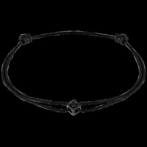 Bracelet Sur Diamant Cube Le Cordon CBhQsdtrx