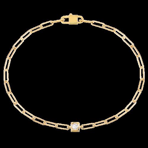 Site officiel modèle unique utilisation durable Le Cube Diamant bracelet