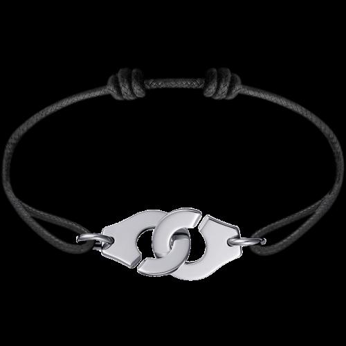 Royaume-Uni disponibilité 4a564 fdaf4 Bracelet sur cordon Menottes dinh van R15