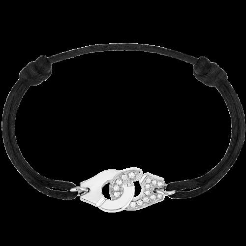 meilleures baskets 656d9 3b98b Menottes dinh van R12 cord bracelet
