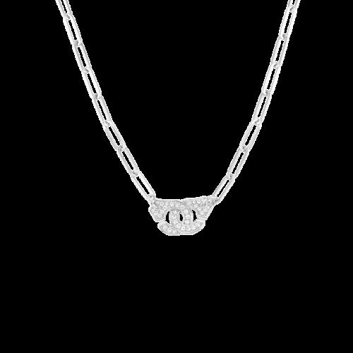 0aa20f4bd6bf5 Menottes dinh van R12 necklace