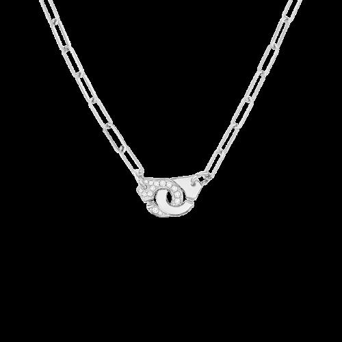 a4b6150361096 Menottes dinh van R10 necklace