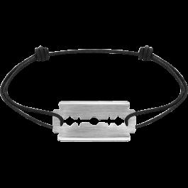 Bracelet sur cordon Lame de Rasoir