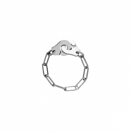 Menottes dinh van R7 chain ring