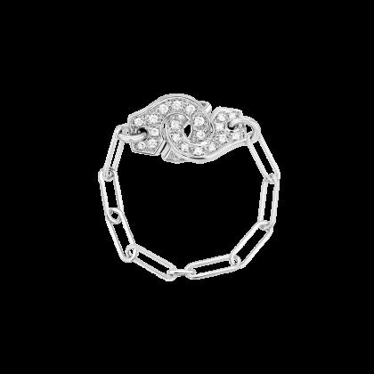 Menottes dinh van R7 chain ring