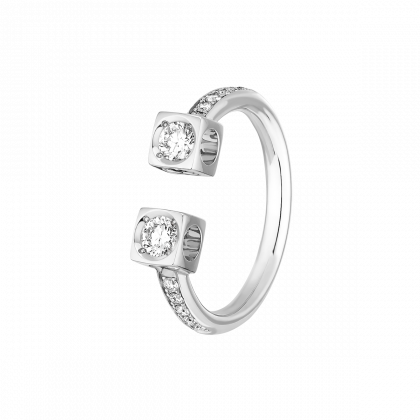 Anillo Le Cube Diamant modelo grande