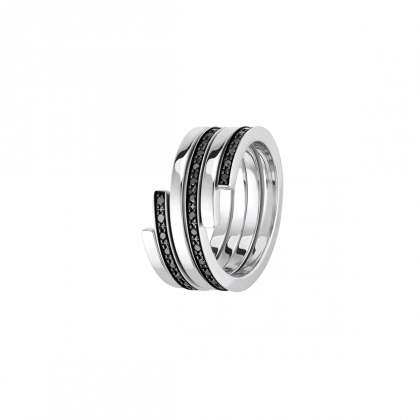 Spirale dinh van medium ring