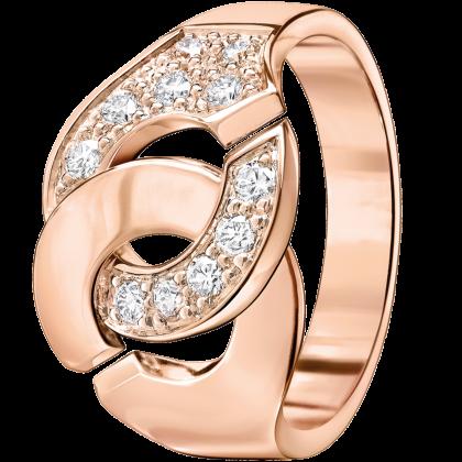 Menottes dinh van R12 ring