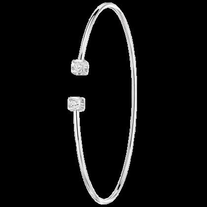 Le Cube Diamant small bracelet