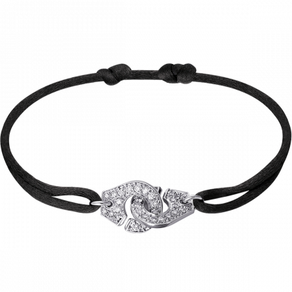 Pulsera cordón Menottes dinh van R12