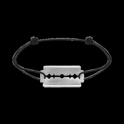 Lame de Rasoir cord bracelet