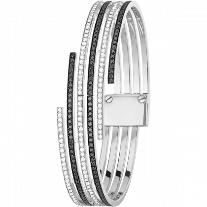 Pulsera Spirale dinh van modelo grande