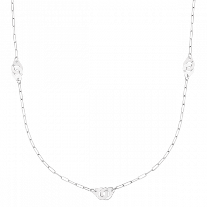 Collar largo Menottes dinh van R8