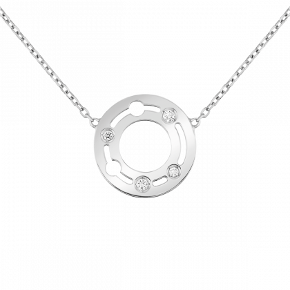 Pulse dinh van necklace