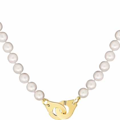 Menottes dinh van R12 necklace