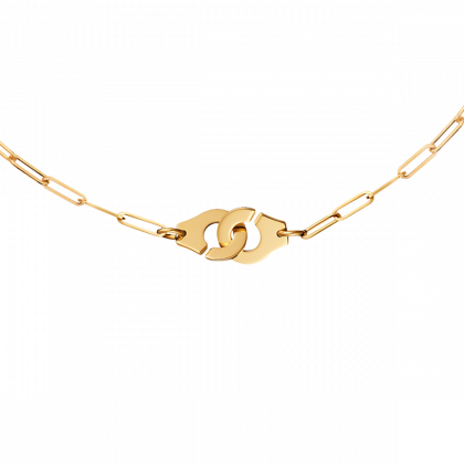 Menottes dinh van R10 necklace
