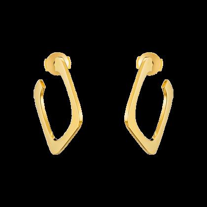 Créoles Impression petit modèle
