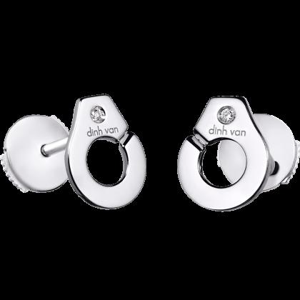Puces d'oreilles Menottes dinh van R7,5