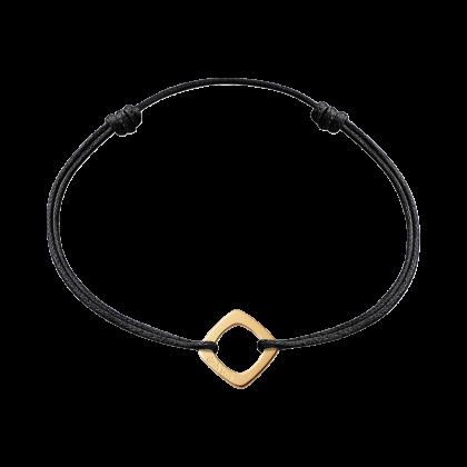 Impression small cord bracelet