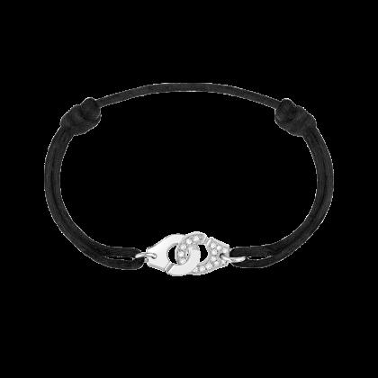 Menottes dinh van R10 cord bracelet