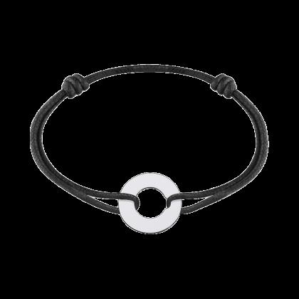 Cible large cord bracelet