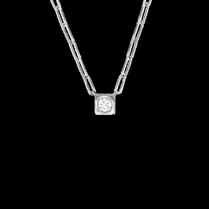 Collar Le Cube Diamant modelo grande