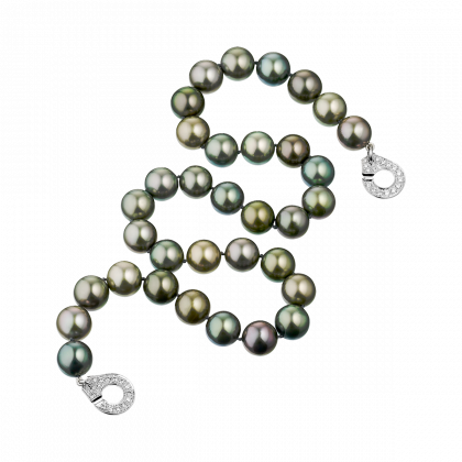 Menottes dinh van R15 necklace