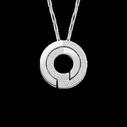 Seventies large pendant