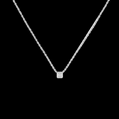 Collar Le Cube Diamant modelo pequeño