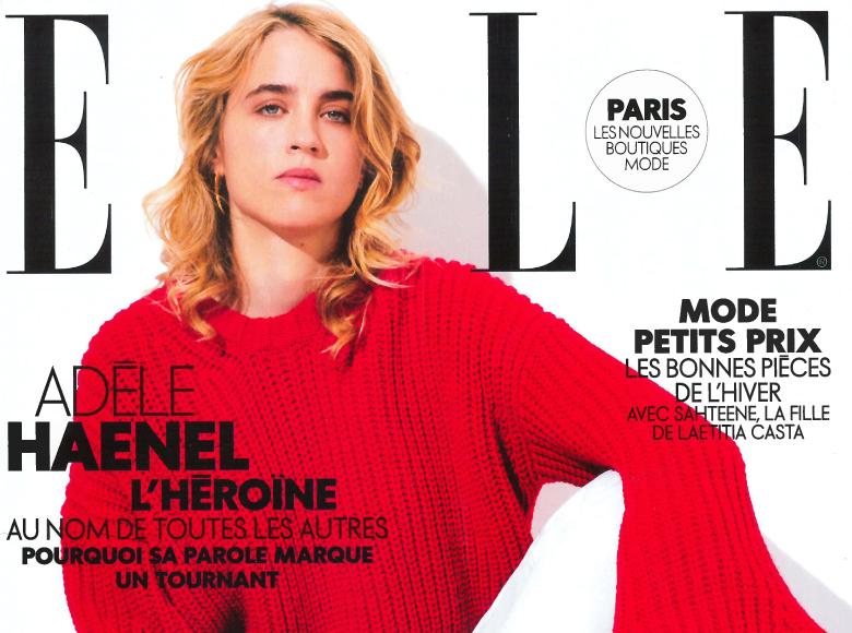 Elle - November 2019